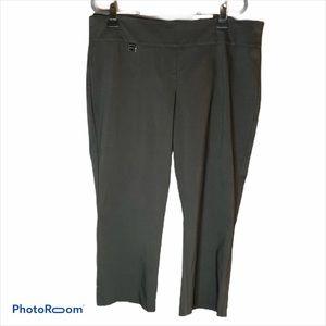 Alfani Capri Tummy Control Pants Sz 16W